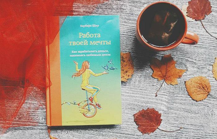 барбара шер работа мечты рецензия на книгу | naoblakax.ru