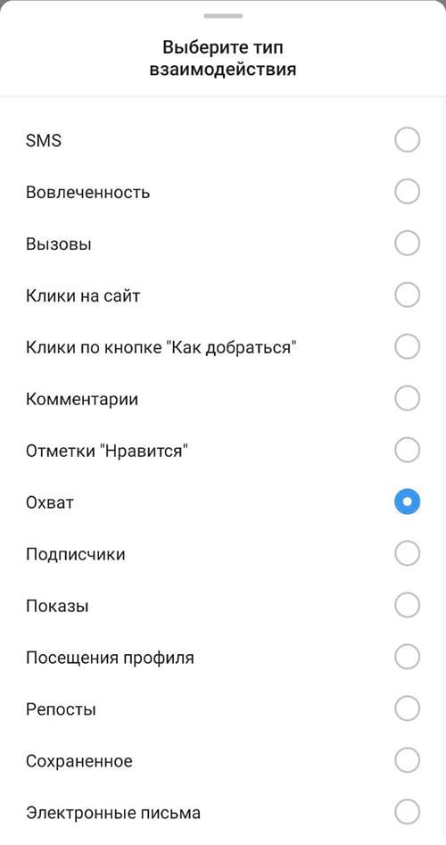 статистика постов в Инстаграм | naoblakax.ru